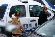 Con gái lớn của ông Obama tham dự biểu tình