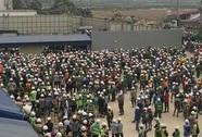Ẩu đả xảy ra tại nhà máy Samsung Display ở Bắc Ninh