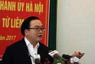 Bí thư Hà Nội đưa hình ghế nhựa lấn chiếm vạch vôi vỉa hè