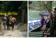 Đi chơi lễ, nam thanh niên bị đuối nước tử vong