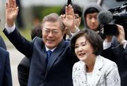 Trải lòng của đệ nhất phu nhân Hàn Quốc
