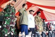 """Indonesia liên tiếp tập trận """"khủng"""" gần biển Đông"""