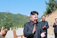 """Ông Kim Jong-un nói về """"món quà tặng Mỹ dịp quốc khánh"""""""