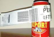 Hy hữu khách lên máy bay chỉ ký gửi... 1 lon bia