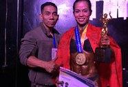 Đinh Kim Loan: Nhà vô địch đa năng