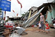 Khốn khổ sau vụ tai nạn xe tải tông sập 4 nhà dân