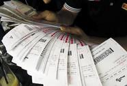 Đà Nẵng cấm bán dạo vé số Vietlott