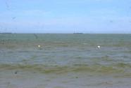 Tàu gần 5.000 tấn chìm, 10 người nhảy xuống biển