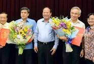Ông Nguyễn Quý Hòa được thôi việc theo nguyện vọng