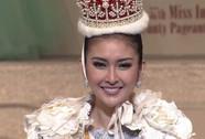 Cận cảnh nhan sắc tân Hoa hậu Quốc tế