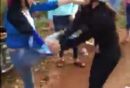 Rõ lý do 2 nữ sinh đánh nhau như phim