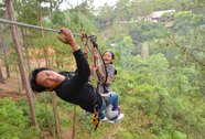 Bỏ phí tiềm năng du lịch mạo hiểm