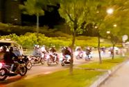 """200 quái xế đua xe """"liên quận"""" ở TP HCM"""