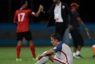 Thua đội bét bảng, tuyển Mỹ mất vé World Cup sau 31 năm