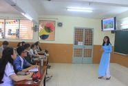 Học sinh tập làm… giáo viên