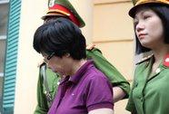 """Bị cáo Châu Thị Thu Nga: """"Còn nhiều oan ức chưa được làm rõ"""""""