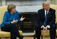 Ông Trump đòi Đức trả tiền nhiều hơn cho Mỹ và NATO