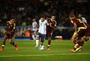 Argentina và Chile lâm nguy