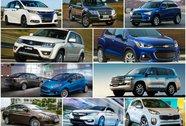 10 mẫu ô tô ế nhất Việt Nam nửa đầu 2017