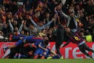 Chỉ có Barca mới tạo được kỳ tích