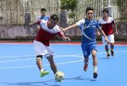 Ra mắt cụm sân futsal ngoài trời lớn nhất Việt Nam