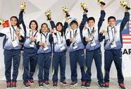 Futsal: Nữ giành HCB, nam đạt HCĐ