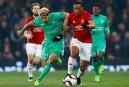M.U bắt đầu xem trọng Europa League