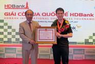 Lê Quang Liêm vô địch ấn tượng ở HDBank 2017