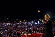 Tổng thống Thổ Nhĩ Kỳ muốn áp dụng lại án tử hình