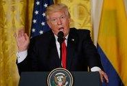"""Chuyến công du """"trĩu nặng"""" của ông Trump"""
