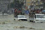 Nam Á hứng chịu lũ lụt tồi tệ nhất trong 10 năm