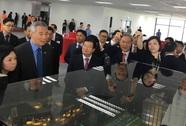 Thủ tướng Singapore khánh thành tòa nhà Mapletree
