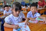 Nôn nóng học chữ để vào lớp 1
