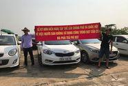 """Trạm thu phí Bến Thủy """"thả cửa"""" cho xe qua tự do"""