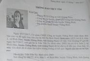 """Nữ sinh Quảng Nam """"mất tích"""" hơn 10 ngày đang ở... Sài Gòn"""