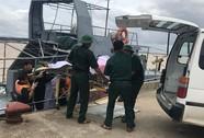 Chìm tàu 4.700 tấn: Tìm thấy 3 thi thể