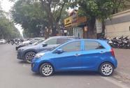 Hà Nội thí điểm giữ ô tô qua điện thoại
