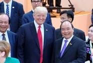 Tổng thống Donald Trump sang Việt Nam dự APEC