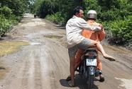 """Tan nát 4 con đường tỉnh cho doanh nghiệp... """"mượn"""""""