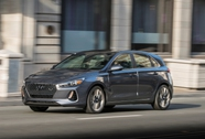 Xe gia đình Hyundai Elantra GT 2018 có giá 460 triệu đồng