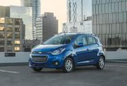 Chevrolet Beat giá 194 triệu đồng sẽ được bán vào đầu năm 2018