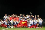 Thắng Malaysia 6-0, bóng đá nữ Việt Nam đoạt HCV