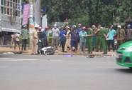Xe tải tông từ phía sau, 1 phụ nữ mang thai chết thảm