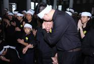 Nghẹn ngào xúc động lễ tang Thầy Văn Như Cương
