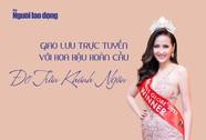 Có không đại gia chống lưng Hoa hậu Hoàn cầu Đỗ Trần Khánh Ngân?