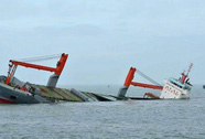 Đang tìm 9 người mất tích ngoài biển Vũng Tàu