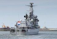 Anh, Hà Lan và Đan Mạch theo sát tàu Trung Quốc