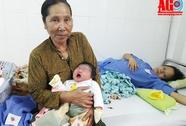 An Giang: Mừng đón bé gái nặng 5,2 kg, được sinh thường