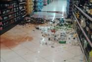 Xả súng ở siêu thị, hàng chục người hoảng loạn