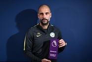 Guardiola lần đầu đoạt giải thưởng tháng ở Premier League